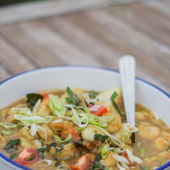A Curry for Summer - the Patia