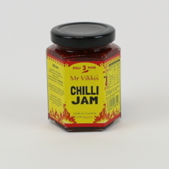 Mr Vikki's Chilli Jam