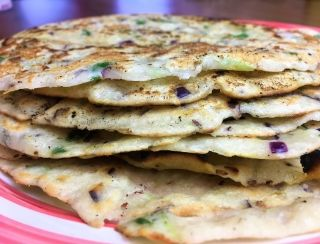 Who knew Indian breads could be THIS simple? ...and gluten-free too!