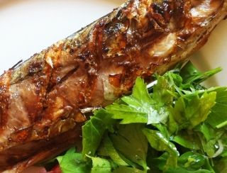 Mackerel with Kashmiri Masala