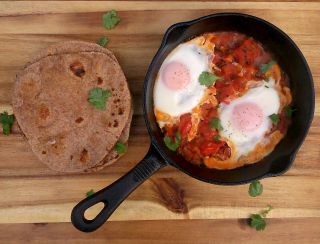 Tomato and Egg Curry