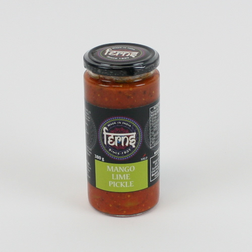 Fern's Mango Lime Pickle