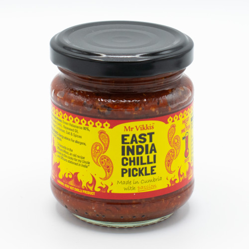 Mr Vikki's East India Chilli Pickle
