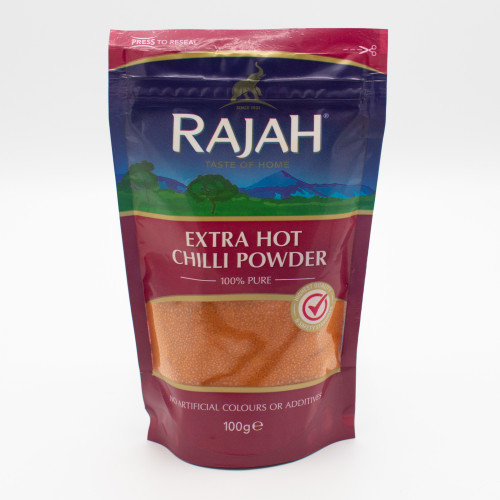 Rajah Chilli Powder Extra Hot 100g