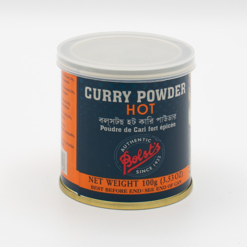 Bolst's Hot Curry Powder 100g