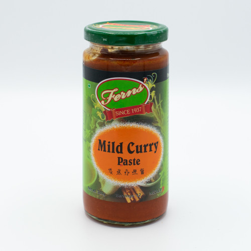 Fern's Curry Paste (mild)