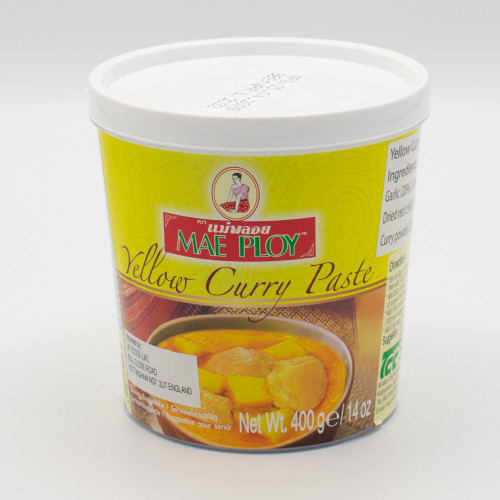 Mae Ploy Yellow Thai Curry Paste