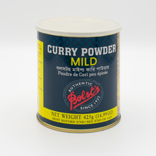 Bolst's Mild Curry Powder 425g