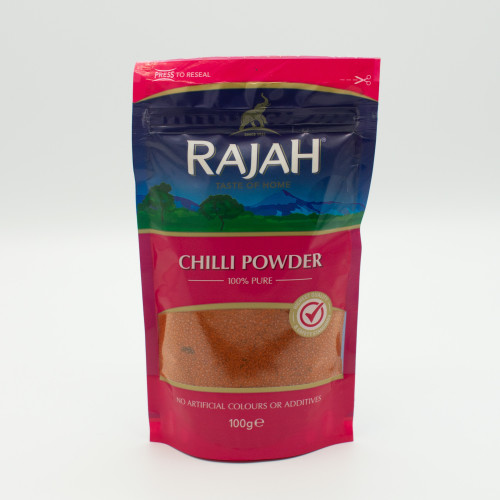 Rajah Chilli Powder 100g